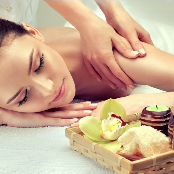 Offer of the month for body care treatments -40%